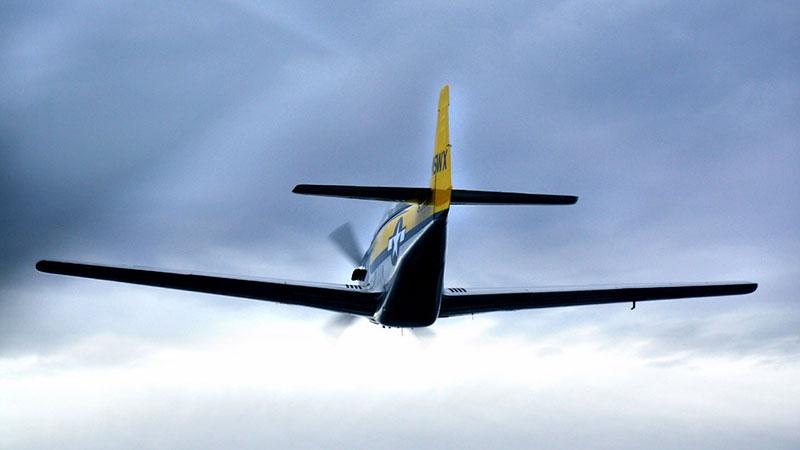 Flugverhalten Leichtflugzeug