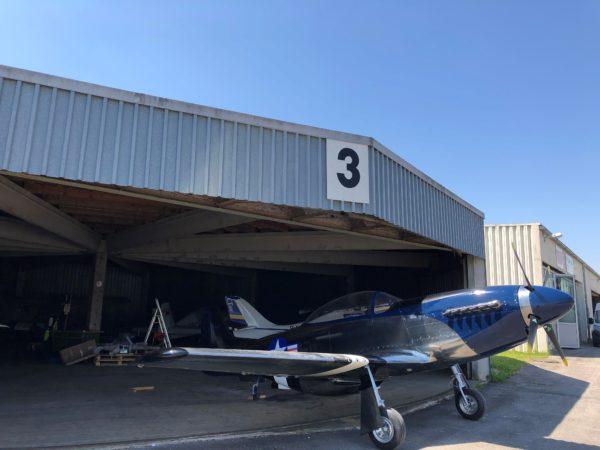 2. Hangar 3